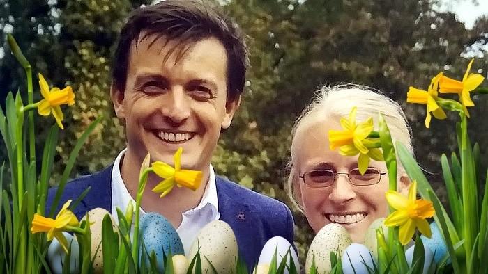 Internationale Paare: Ostern bei Jenna (D) und Martin (SK)