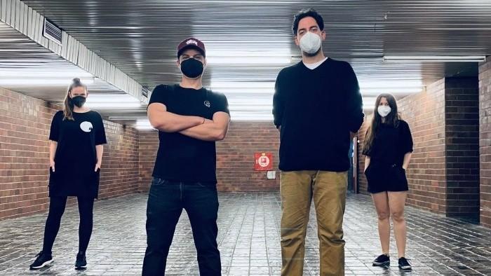 Andrej Sabotage / Emonoizboyz DJ set v :Popo_FM