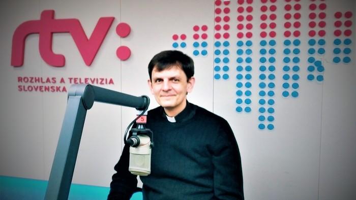Rozhovor s hovorcom Konferencie biskupov Slovenska Martinom Kramarom