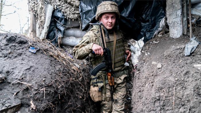 El jefe de la Diplomacia Korčok expresó su apoyo a Ucrania