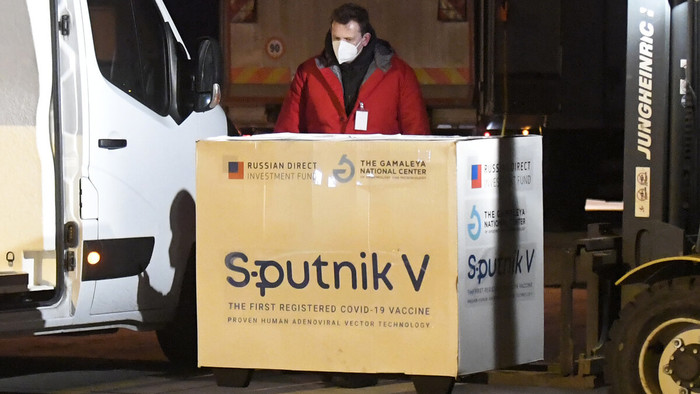 Russia asks Slovakia to return Sputnik V vaccine