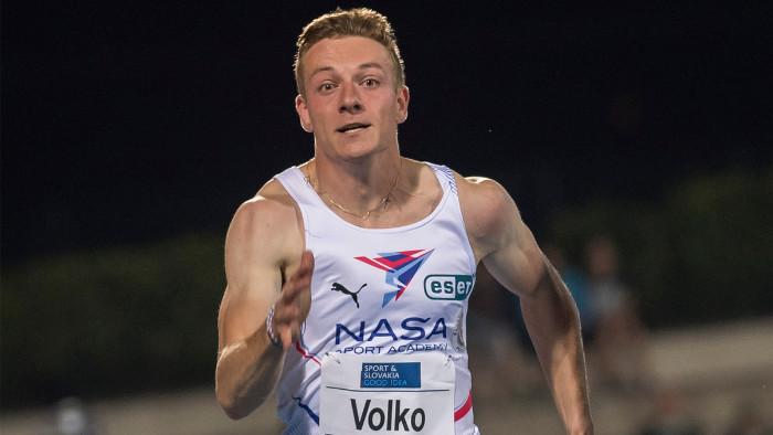 Najrýchlejší Slovák Volko porozprával o príprave na olympiádu