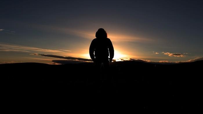 Zamyslenie / Samota