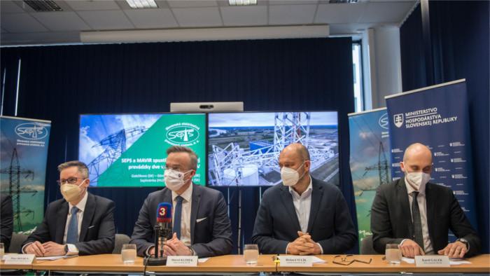Nové elektrické prepojenie s Maďarskom