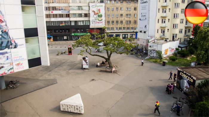 """""""Lebendiger Platz"""": Zentrum von Bratislava vor wichtiger Veränderung"""