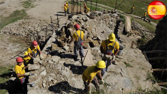 El Ministerio de Trabajo pretende continuar restaurando el Patrimonio Cultural