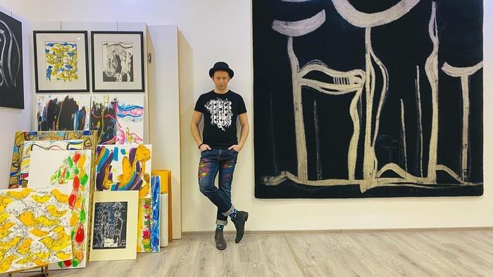 Návšteva v ateliéri Luka Braseho