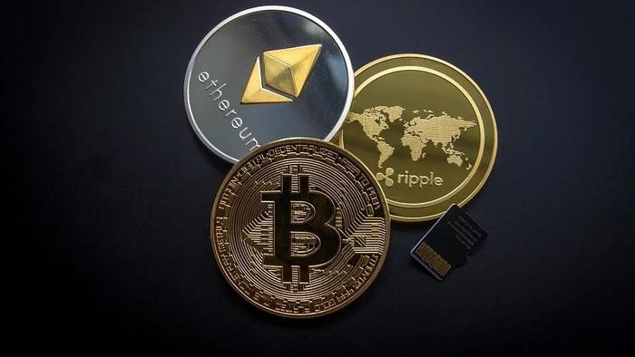 Svet financií / Kryptomeny