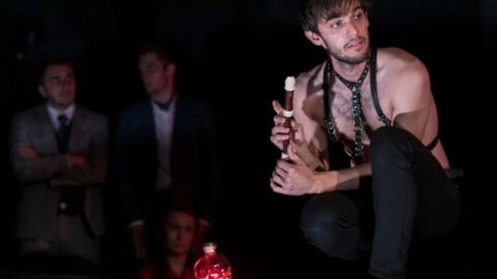 Online Hamlet-bemutató a Jókai Színházban!
