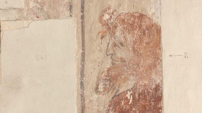 V Dúbravici odhalili vzácne fresky