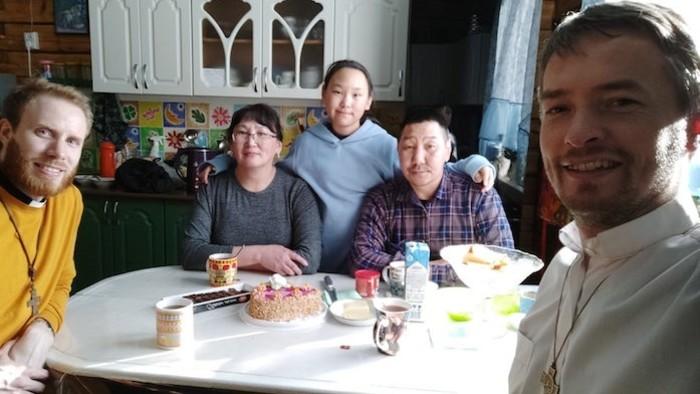 Salezián Ján Krupa pôsobí v Jakutsku