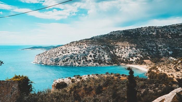 Thasos – smaragdová perla v Egejskom mori