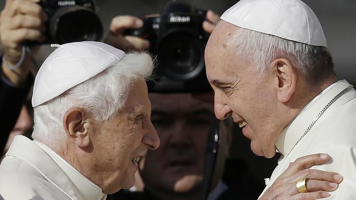 Pápež Benedikt XVI.