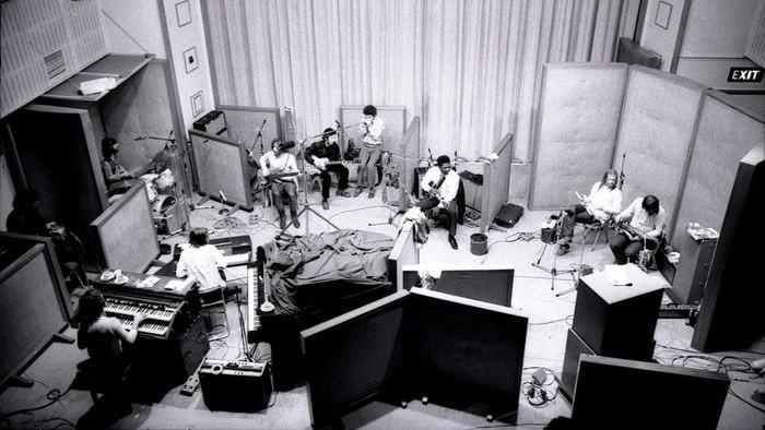 Nahrávacie štúdiá: Olympic Studios