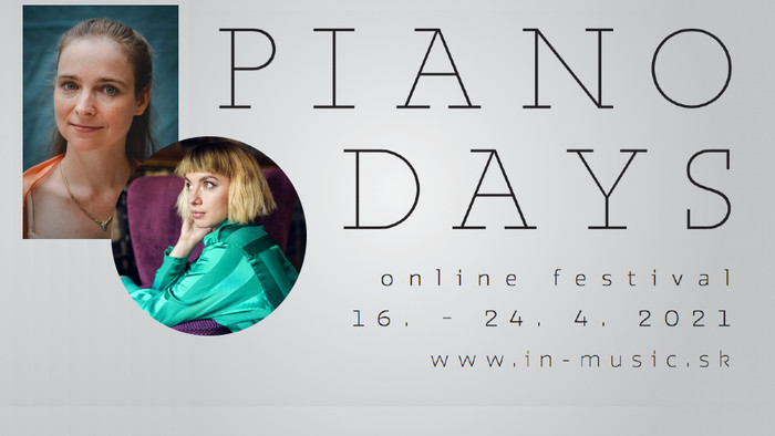 Piano Days: Zuzana Zamborská a Kristína Smetanová