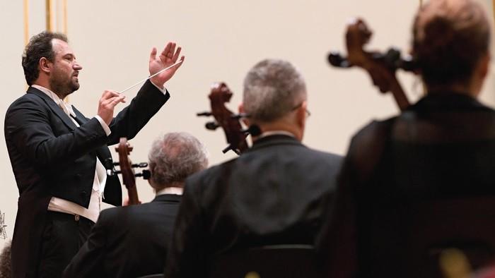 Recenzia koncertu bez publika v Digitálnej koncertnej sieni Slovenskej filharmónie z 9. apríla 2021