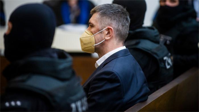 Kopf krimineller Gruppe zu 25 Jahren Haft verurteilt