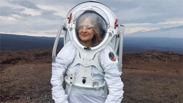 Une savante slovaque dans une sélection étroite pour le vol autour de la Lune