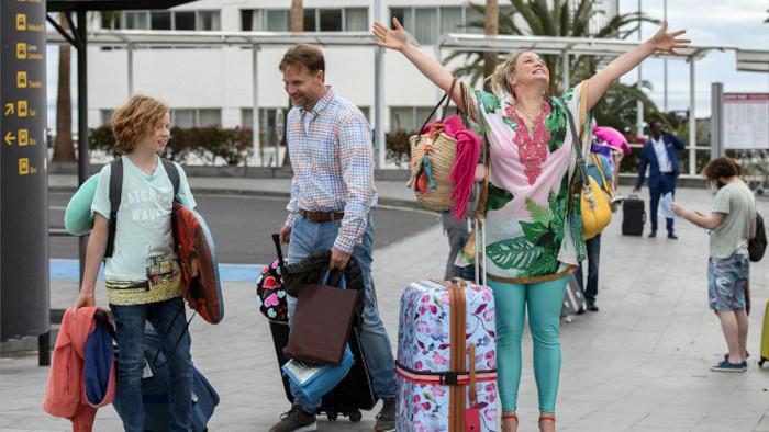 Prázdniny na Tenerife