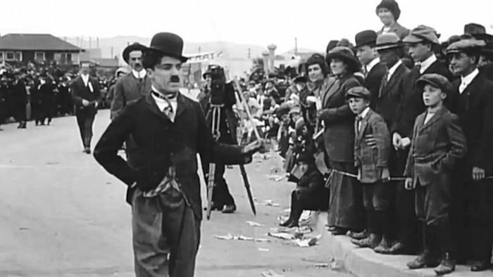Chaplin verzus Hoover