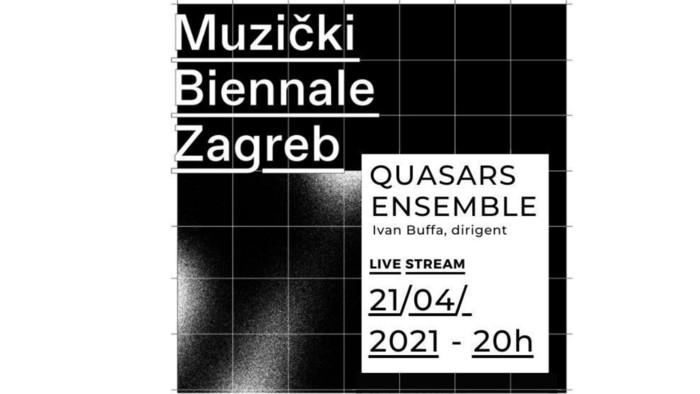 Quasars Ensemble: Muzički Biennale Zagreb