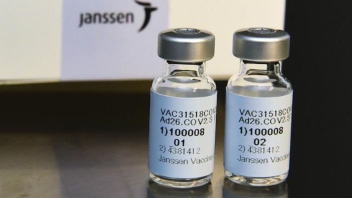 Vizsgálják a vérrögképződés és a Janssen-oltás kapcsolatát