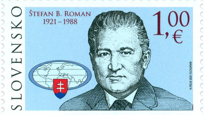 Jubileum Štefana Romana