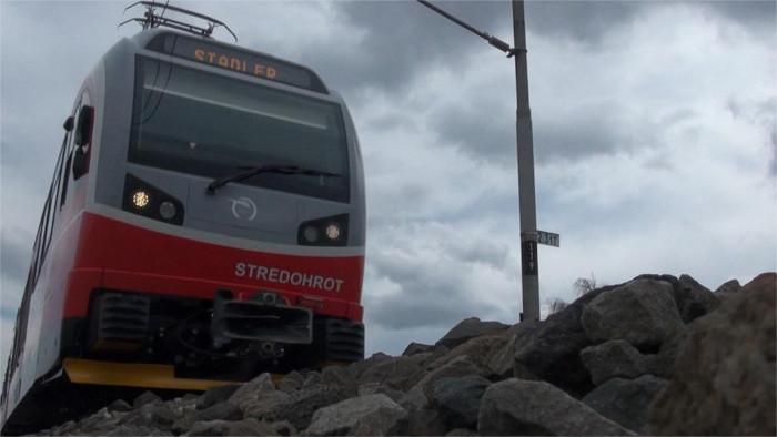 Neue Schienenfahrzeuge in der Tatra