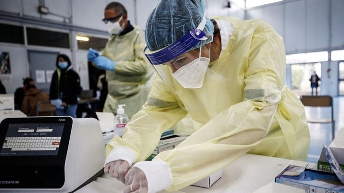 Gen-Sequenzierung des Coronavirus in der Slowakei