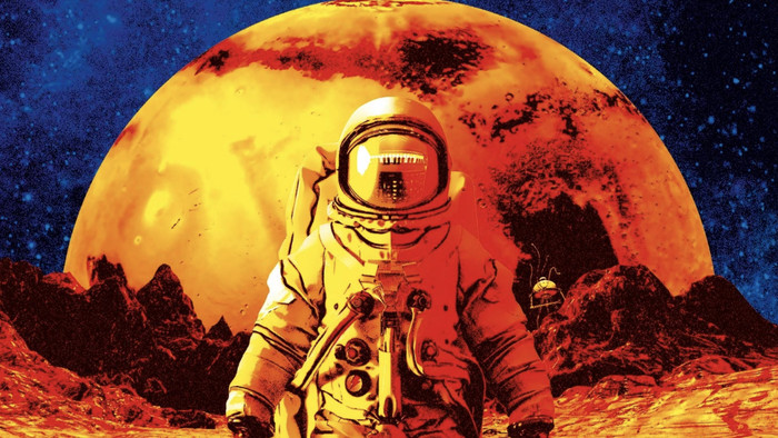 Miniprofil: Rick Wakeman / Red Planet