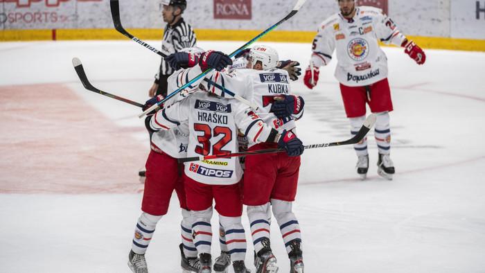 Hokej: Zvolen na prahu finále Tipos extraligy