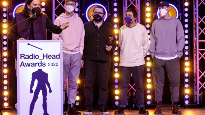 Víťazi Radio Head Awards 2020