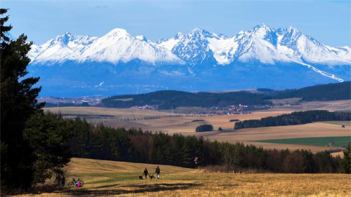 Les montagnes slovaques prêtes à accueillir les touristes