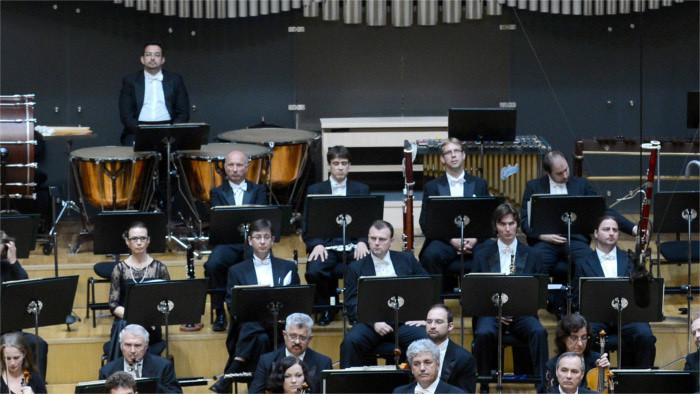 Slovenská filharmónia pod taktovkou D. Raiskina
