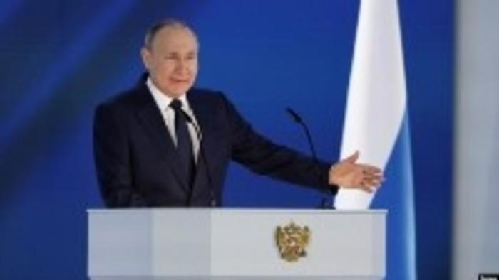 Mit takar Putyin éves üzenete?
