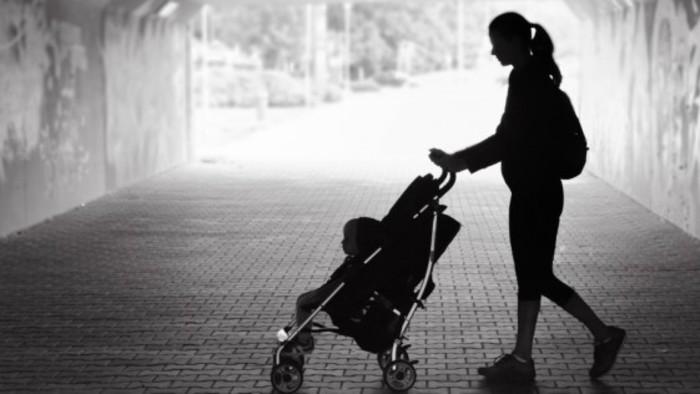 Elszegényedő csonka családok