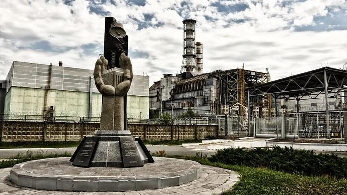 Černobyľská katastrofa