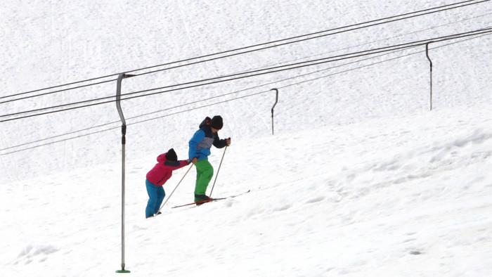 Une seconde chance pour les stations de sports d'hiver