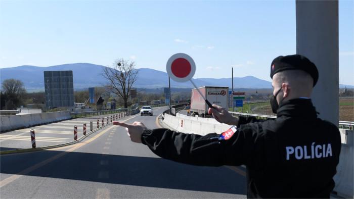 Новые положения для приезжающих в Словакию