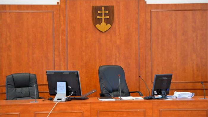 Disminuye en 2020 el número de solicitudes de divorcio en Eslovaquia