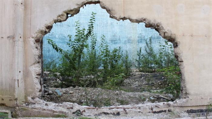 Projekt Ruiny: Verlassene Orte als musikalische Experimentierfelder