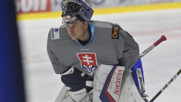 Hokej: J. Hudáček opäť v reprezentácii