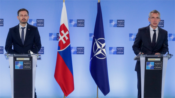E.Heger : L'OTAN est le pilier principal de la défense de la Slovaquie