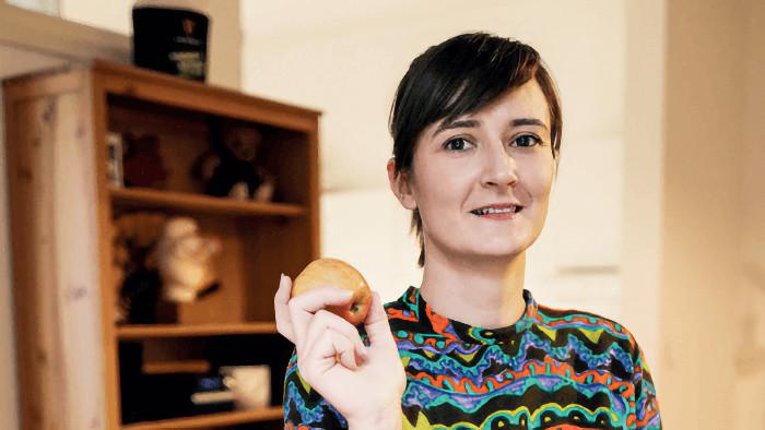 Alexandra Kolarik v Ráne na eFeMku