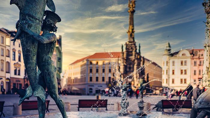 Výstava Olomouc v Bratislave