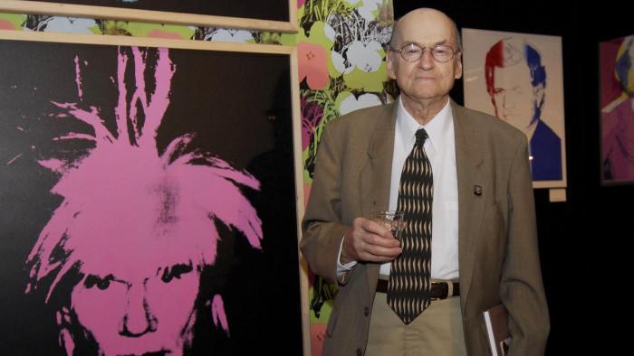 Andyho brat John Warhol