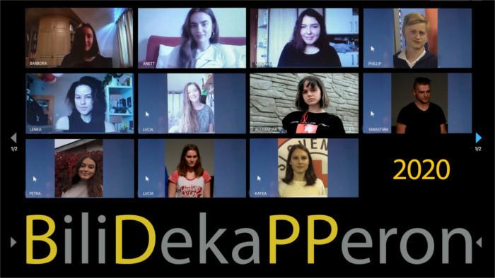 BiliDekaPPeron: Ein einzigartiges literarisches Schülerprojekt