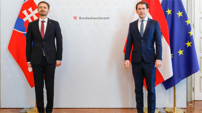Heger and Kurz discuss rules on borders and nuclear power
