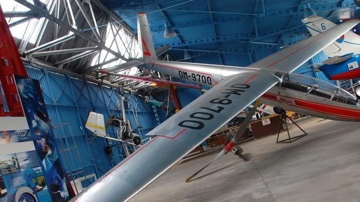 História blízka vzdialená / Na čo slúžili v Zväzarme bezmotorové lietadlá?