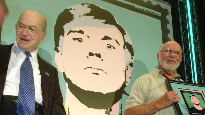 Bratia Warholovci